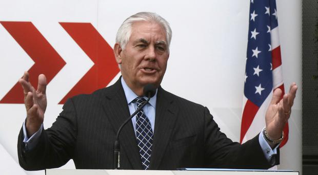 Rex Tillerson said there would be changes at the State Department (AP)