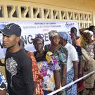 File photo of Liberian voters (AP)