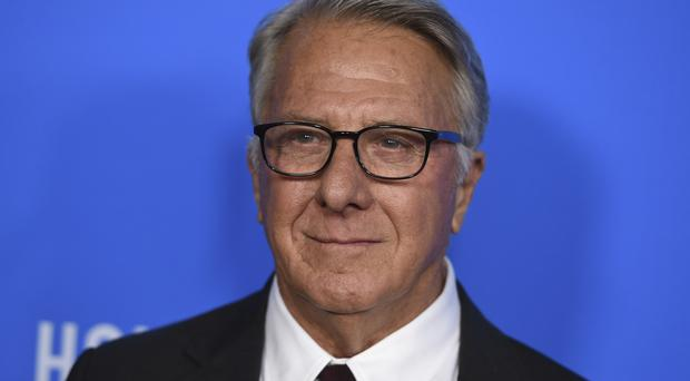 Dustin Hoffman has been accused of sexual misconduct (Jordan Strauss/Invision/AP)