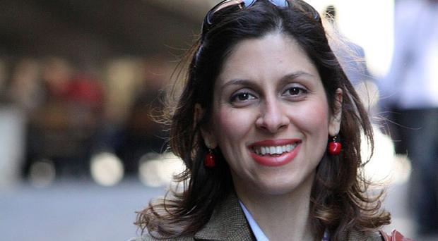 Nazanin Zaghari-Ratcliffe is serving a jail term in Iran