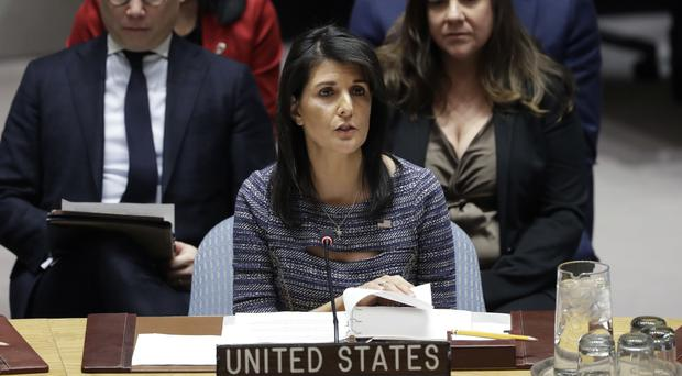 Nikki Haley should act like an adult
