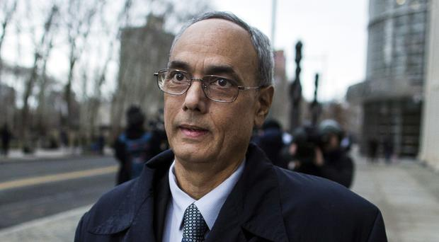 Manuel Burga, the former president of Peru's football federation, stood trial in New York