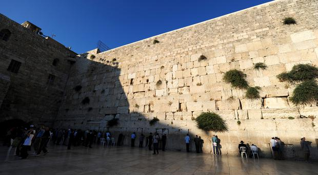 Jerusalem's Western Wall could soon be accessed from a station named after Donald Trump