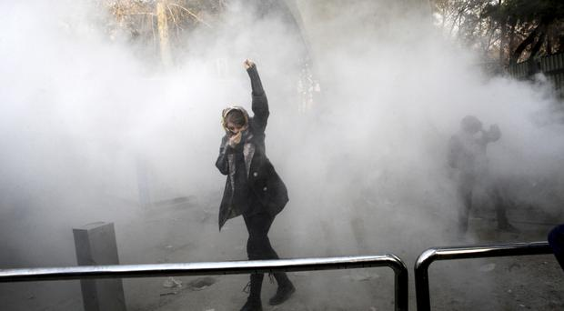 'Ten killed' in Iran protests