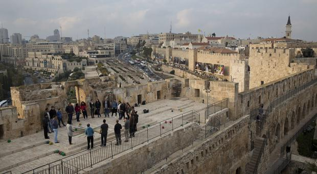 Israeli lawmakers pass law to hamstring dividing Jerusalem