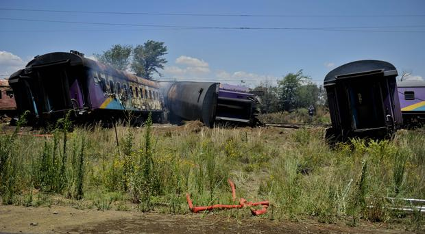 Board of inquiry to probe train collision