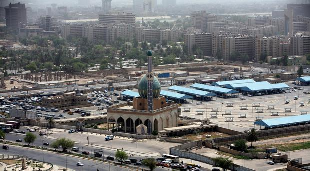 Residents in Baghdad felt an initial quake followed by aftershocks
