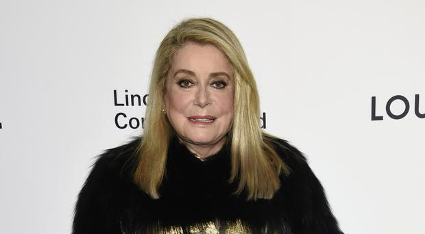 Catherine Deneuve signed an open letter saying