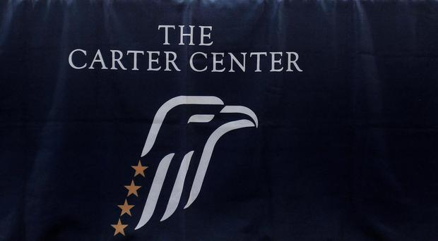The Carter Centre is leading the fight