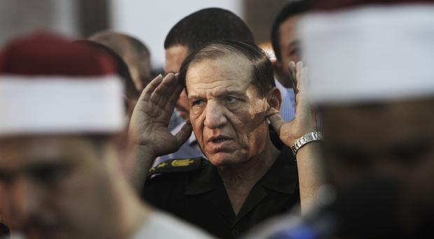Sami Annan has been arrested (Amr Nabil/AP)