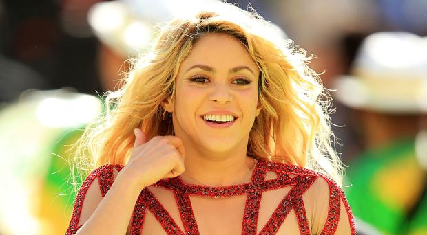 Shakira switched residences in 2015 from the Bahamas to Barcelona (Mike Egerton/PA)
