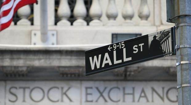 The Dow Jones industrial average fell 3.79 points to 26,210.81 (Martin Keene/PA)