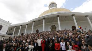 Venezuela's Constitutional Assembly has ordered presidential elections by April 30 (Ariana Cubillos/AP)
