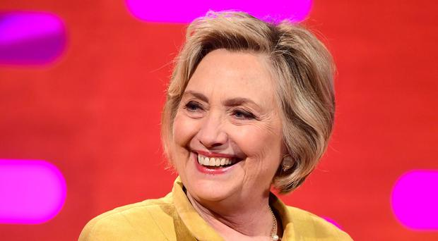 Mrs Clinton declined to say why she did not dismiss her colleague