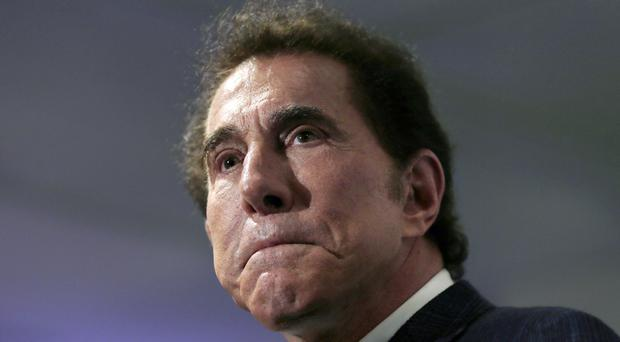 Sexual Misconduct-Steve Wynn