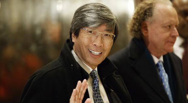 Pharmaceuticals billionaire Patrick Soon-Shiong takes over during turbulent times in the media (AP)