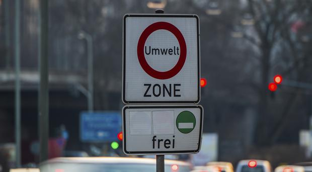 German Court To Consider Ban On Diesel Vehicle In City Centres