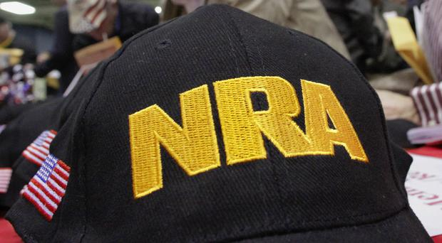NRA leaders have criticised gun control supporters (AP Photo/Seth Perlman, File)