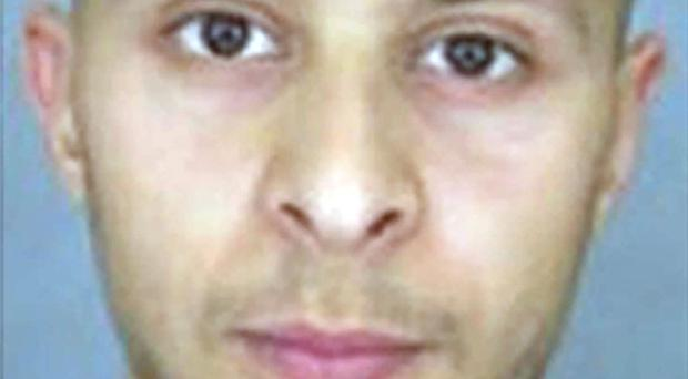 Salah Abdeslam was wounded and captured in a huge anti-terror operation in Brussels after four months on the run (Police Nationale/PA)