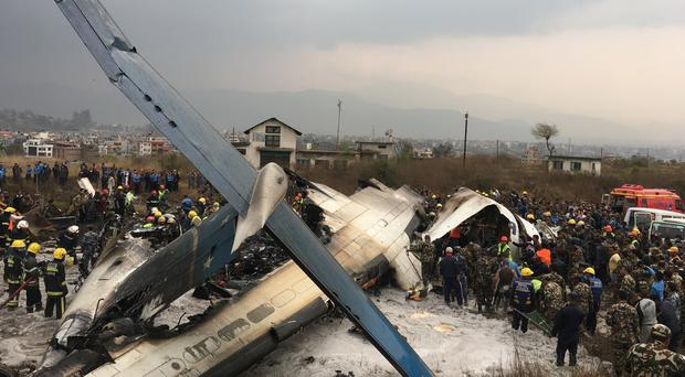 Another 10 people are unaccounted for (AP)