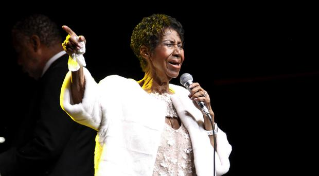 Aretha Franklin has cancelled two upcoming concerts (Andy Kropa/Invision/AP, File)