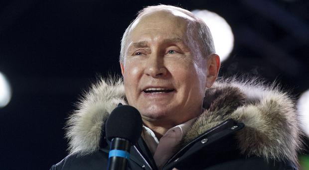 Russian President Putin Wins Re-election, Becomes Longest-Serving Ruler Since Stalin