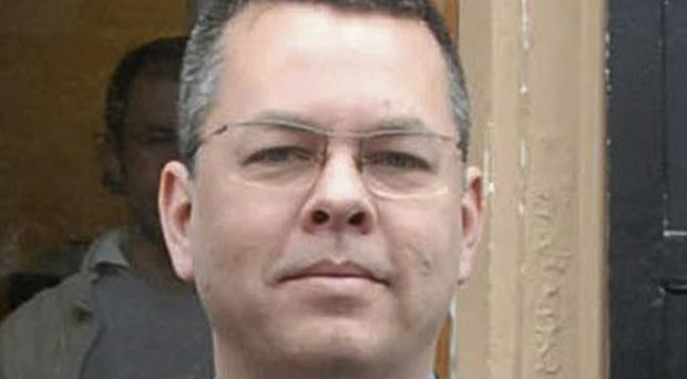 Andrew Brunson (DHA-Depo Photos via AP)