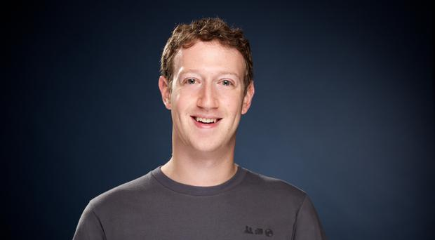Mark Zuckerberg (Facebook/PA)