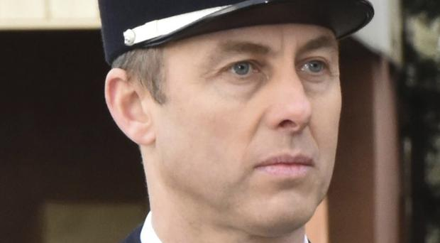 Arnaud Beltrame offered himself up to an extremist gunman in exchange for a hostage (Gendarmerie Nationale via AP)