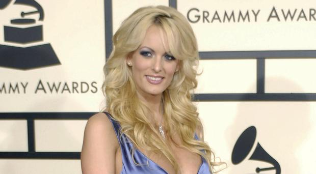 Stormy Daniels (Chris Pizzello/AP)