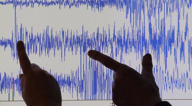 An earthquake has struck Papua New Guinea
