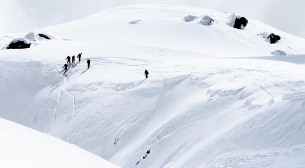 Three killed in Swiss Alps avalanche
