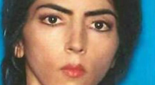 Nasim Aghdam has been named as the person who opened fire with a handgun at YouTube headquarters in San Bruno, California (San Bruno Police Department/PA)
