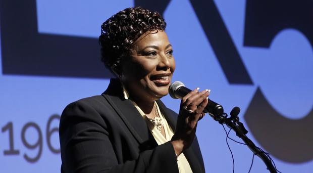Bernice King (Mark Humphrey/AP)