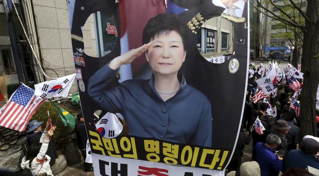 Former South Korean leader Park jailed for 24 years over corruption