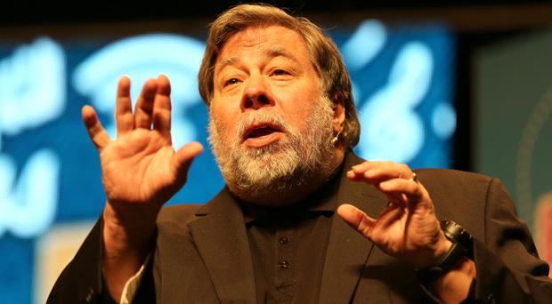 Steve Wozniak said he would rather pay for Facebook (Paul Faith/PA)