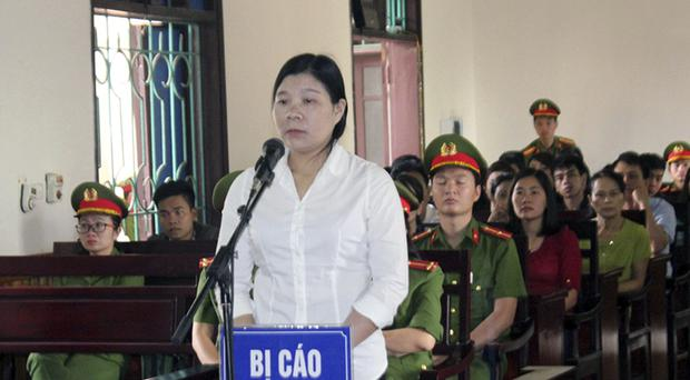 Vietnam Dissidents Sentenced