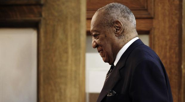 Bill Cosby returns to the courtroom (Dominick Reuter/Pool Photo via AP)