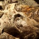 The head of Roman Emperor Marcus Aurelius (Egyptian Ministry of Antiquities via AP)