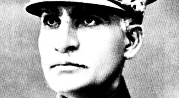 Reza Shah Pahlavi pushed to modernise Iran before being deposed and dying in exile (AP)