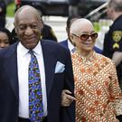 A prosecutor is attacking Bill Cosby's star defense witness. Prosecutor Stewart Ryan said in his closing argument Tuesday that Marguerite Jackson's testimony was