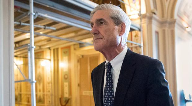 Special counsel Robert Mueller (J Scott Applewhite/AP)