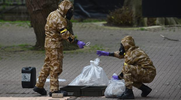 Czech president says Novichok produced, tested in country