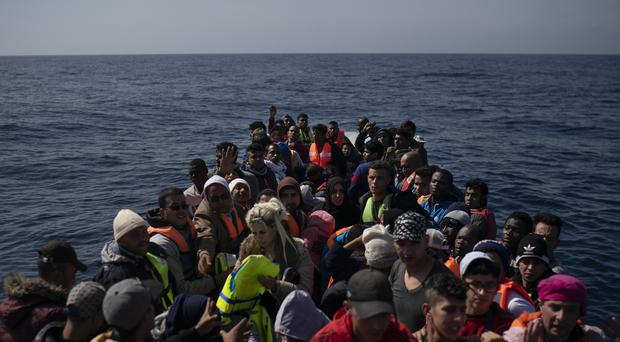 Libyan coast guard intercepts more migrants in…