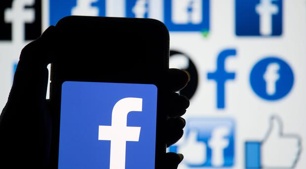Facebook has said it will no longer allow advertising on the upcoming abortion referendum from outside Ireland. (Dominic Lipinski/PA)