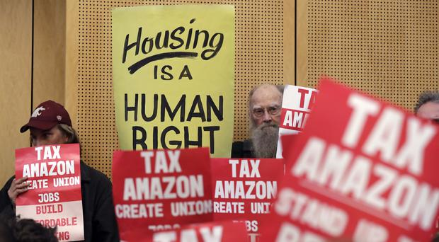 Amazon Seattle Tax