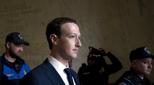 The New York Times says Facebook has acknowledged it shared user data with several Chinese handset manufacturers, including Huawei (AP)