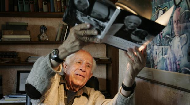David Douglas Duncan helped change the role of war photography and was a friend of Picasso (AP)