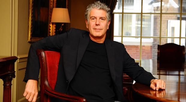 Anthony Bourdain has been found dead in France (Ian West/PA)