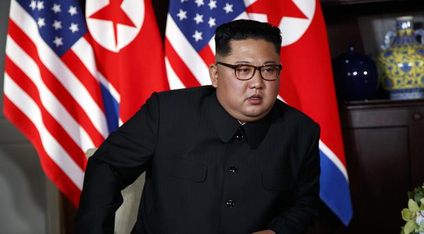 Kim Jong Un (AP Photo/Evan Vucci)